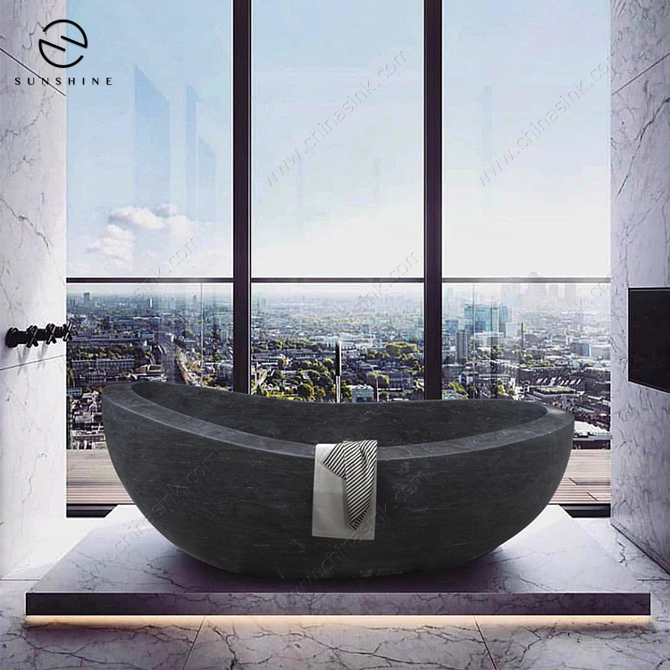 bluestone marble bath tubs